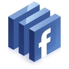 Icono de Facebook.